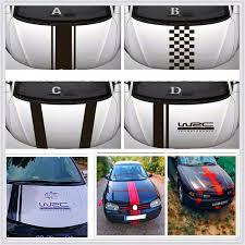 Car Hood Body Stripe Vinyl Racing Sports Decal Head Sticker For Chevrolet Blazer Traverse Tahoe Equinox Trax Sonic Fnr X Bolt Car Stickers Aliexpress