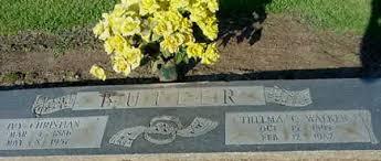 Ivy Christian Butler (1886-1957) - Find A Grave Memorial