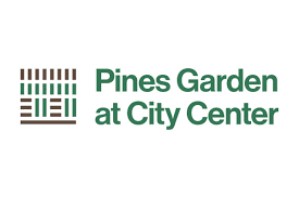 Image result for Pines Garden at City Center logo