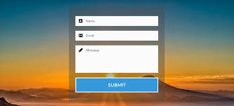 form contact us page templates