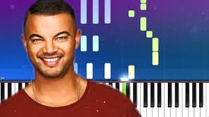 Guy Sebastian - Choir (Piano tutorial ...