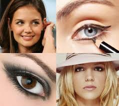 how to apply eye makeup according to