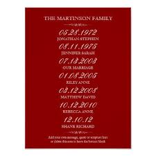 wedding quotes family of important events choose color poster