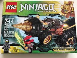 LEGO Ninjago Cole's Earth Driller (70502) for sale online