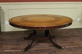 large round dining table maitland smith