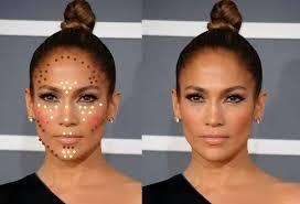 easy to do basic contour makeup tutorials