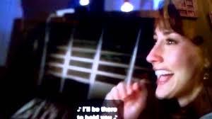 Chris Pine Kiss Just My Luck Kiss - YouTube