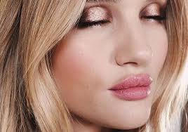 rosie huntington whiteley s makeup routine