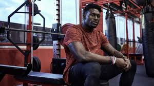 D.K. Metcalf needs to fatten up before he plays in NFL - The San Diego  Union-Tribune