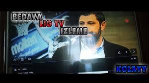 Lg,Samsung,Vestel Smart TV Üzerinden BEDAVA Lig TV,TİVİBUSPOR ...