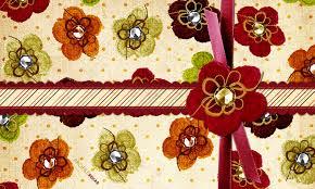 800x480 pretty fall flowers wallpaper