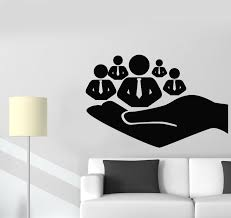 Vinyl Wall Decal Management Human Resources Hr Office Decor Stickers M Wallstickers4you