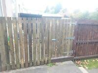 Second Hand Fences Fence Posts For Sale In Glasgow Gumtree