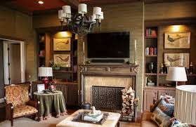 wall and above fireplace tv mounting