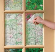 4 Simple Steps To Diy A Lace Privacy Window Lace Window Diy Window Treatments Lace Window Screen