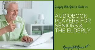 audiobook players for seniors elderly