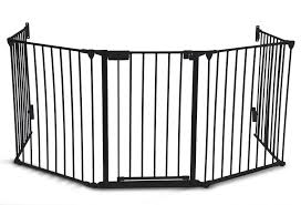 Kenley Fireguard Fire Fireplace Hearth Guard Screen Child Baby Safety Gate With Door By Kenley Shop Online For Baby In New Zealand