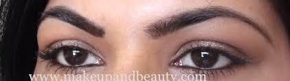5 minute everyday eye makeup look tutorial