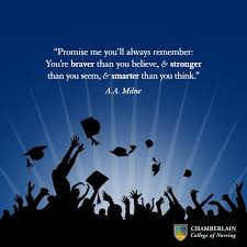 graduation quote a a milne promise me you ll always remember you