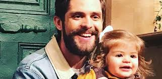 Thomas Rhett's Daughter Ada James Is Content Just Playing In a Cardboard  Box [See the Photo] – One Country