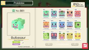 Pokemon Quest' is a free game for the Switch, and you can download ...