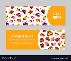 cake homemade cakes banner