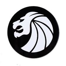Seven Lions Sticker Vinyl Decal 3 Circular White On Black Edm Merch Dance Ebay