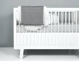 modern crib bedding set nest grey grey
