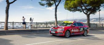 Why Are Skoda Cars The Backbone Of The Tour De France We Love Cycling Magazine