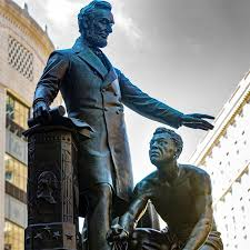 Boston To Remove Statue Depicting Abraham Lincoln With Freed Black Man At  His Feet : Live Updates: Protests For Racial Justice : NPR