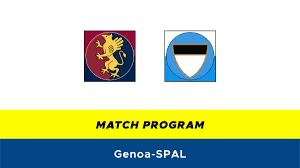 Genoa-SPAL: probabili formazioni, quote e dove vederla in TV