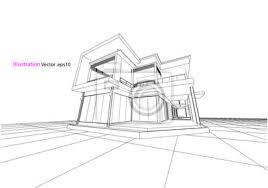 architecture résumé dessin 3d
