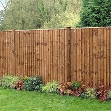 Grange Weston Featheredge Fence Panel
