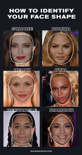 3 ways to figure out your face shape