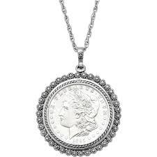 morgan lady liberty uncirculated silver