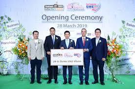 thai franchise sme expo 2019