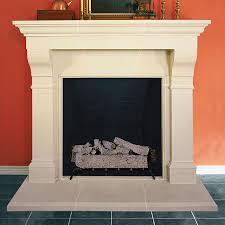 stamford cast stone fireplace mantels