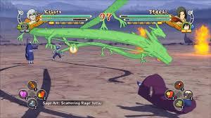 Naruto Ultimate Ninja Storm 3 Full Burst MODS - Naruto Ultimate ...