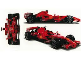 Classic Ferrari Cars Set Of Wall Decals 41