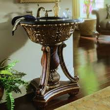 furniture the unique pedestal sinks by