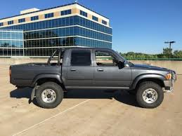 1992 Toyota Hilux Diesel 4x4 Double Cab 5 speed rust free limited ...