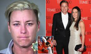 Abby Wambach: I abused alcohol, prescription drugs for years   Daily Mail  Online