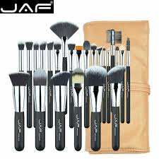 jaf 24 pcs premiuim makeup brush set