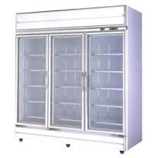 commercial fridge display cabinets