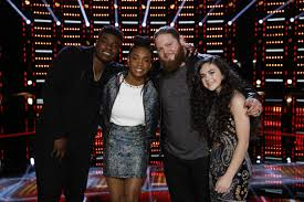 TV tonight: 'The Voice' finalists go ...