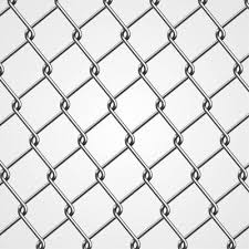 Realistic Metal Chain Fence Clip Art Free Download