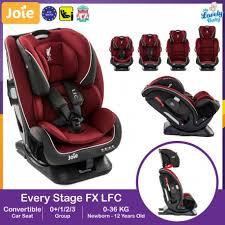 joie every stage fx lfc car seat
