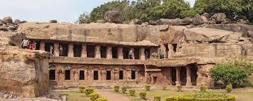 Udayagiri and Khandagiri Caves Bhubaneswar - Tours Orissa
