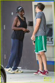 Joshua Jackson & Jodie Turner-Smith Share a Kiss, Look So Happy ...