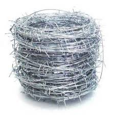 Security Fencing Barbed Wires At Best Price In Indore Madhya Pradesh Shree Steels